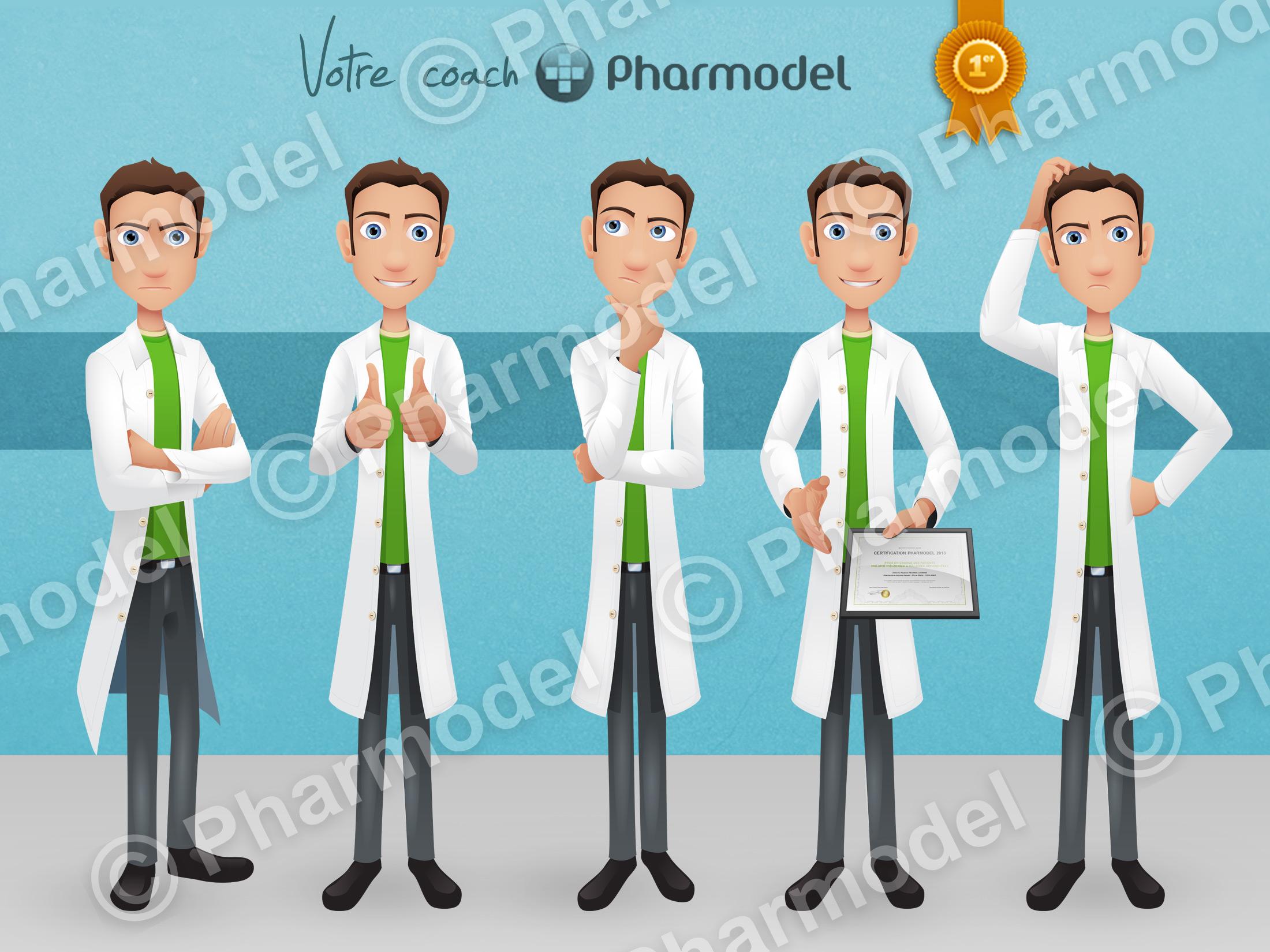 Coach Pharmodel