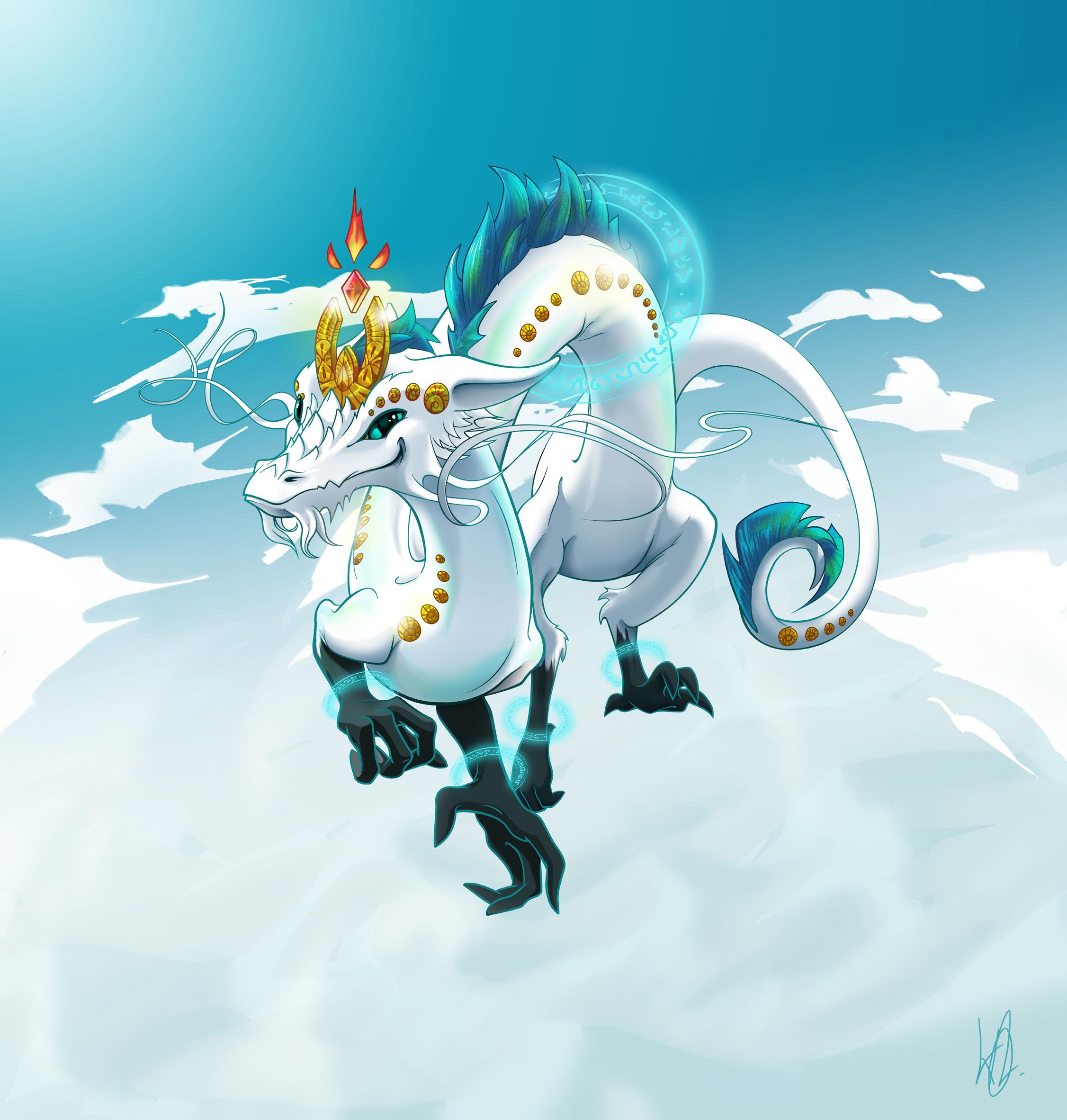 Dragons 2012 - Dragon Mirage