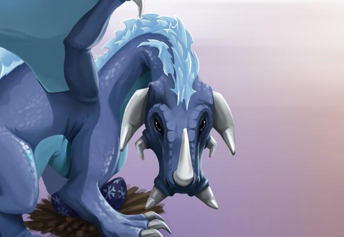 Dragons 2012 - Steel dragon