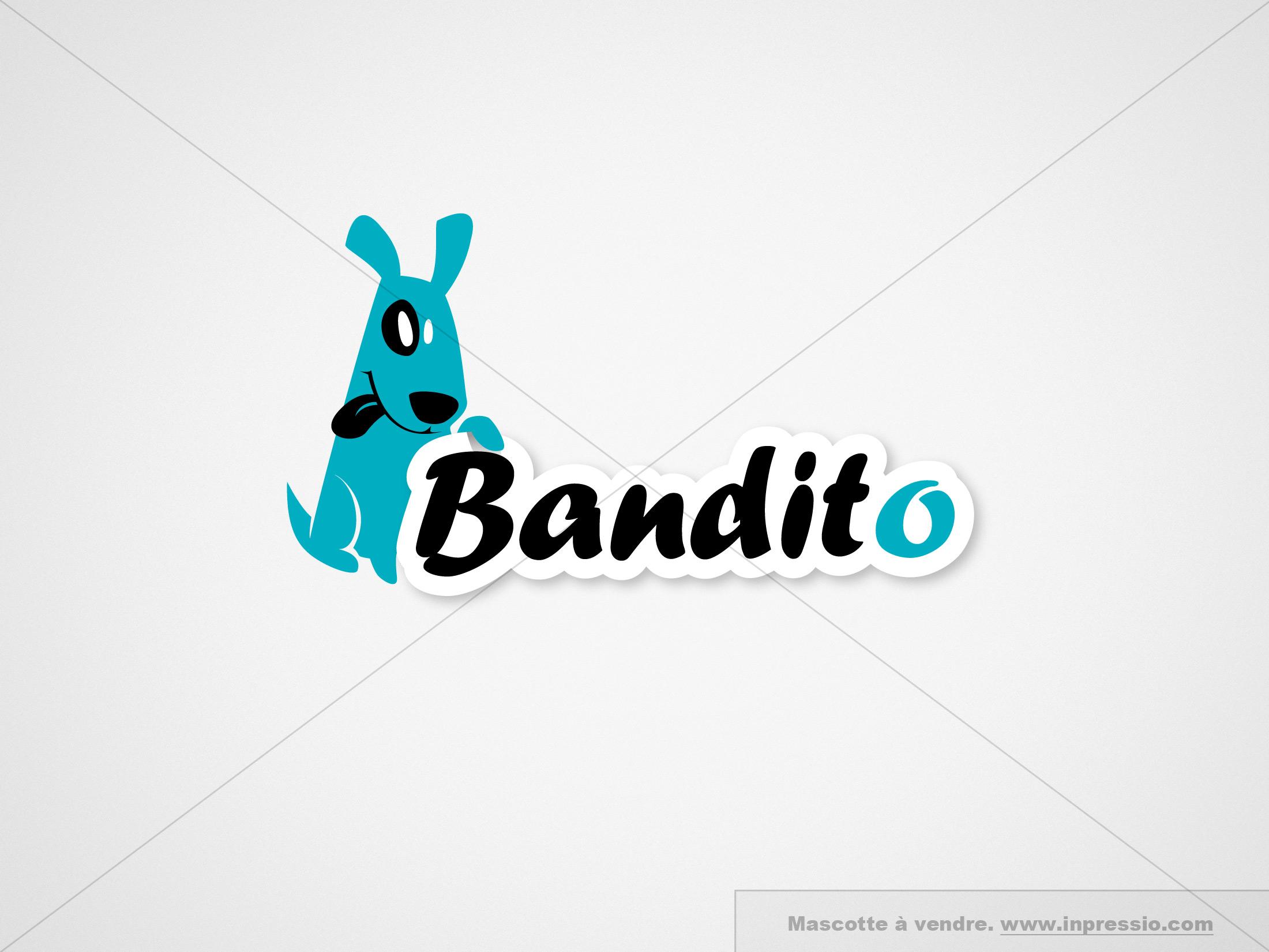 Bandito - Mascotte à vendre